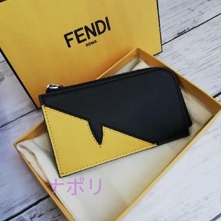 フェンディ(FENDI)のフェンディ バッグバグズ カードケース(名刺入れ/定期入れ)