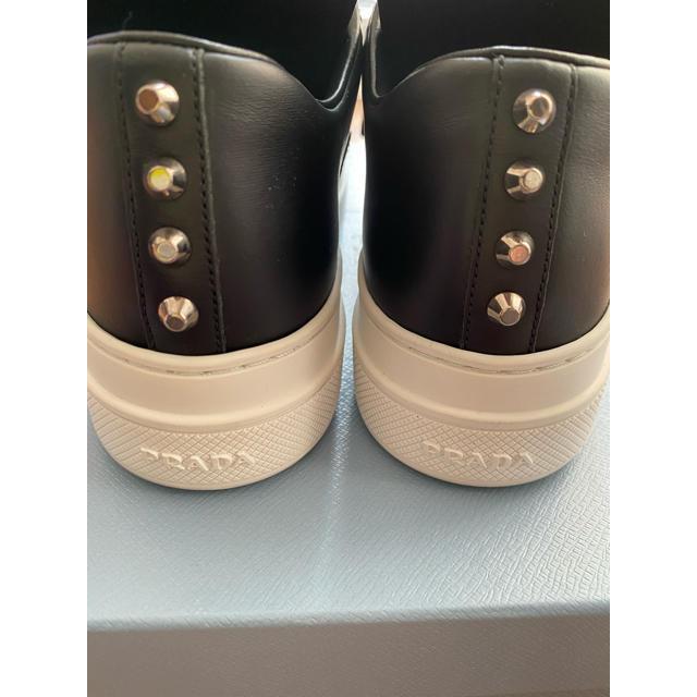 PRADA(プラダ)のプラダ PRADA 人気完売 ロボットスニーカー ブラック レディースの靴/シューズ(スニーカー)の商品写真