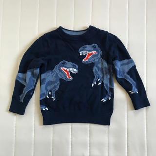 babyGAP - baby GAP ニット 恐竜柄