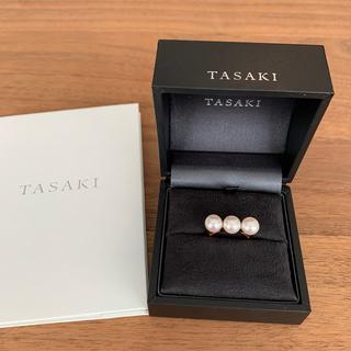タサキ(TASAKI)の極美品☆TASAKI タサキ バランスエラリング 12号(リング(指輪))