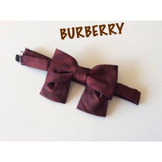 バーバリー(BURBERRY)の BURBERRY ⭐️リボン ネクタイ(その他)