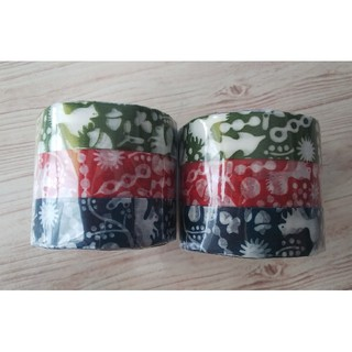 スタディオクリップ(STUDIO CLIP)の【新品未開封】studio clip マスキングテープ 6点セット(テープ/マスキングテープ)