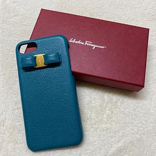 サルヴァトーレフェラガモ(Salvatore Ferragamo)のフェラガモ アイフォンケース7.8(iPhoneケース)