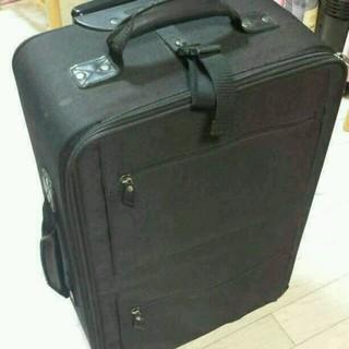 ムジルシリョウヒン(MUJI (無印良品))の無印良品キャリーバッグ3~5泊くらい用②(スーツケース/キャリーバッグ)