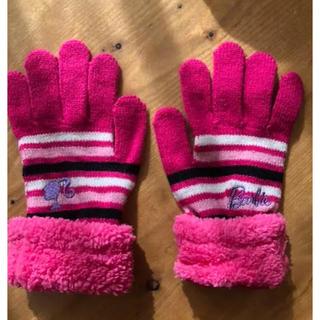 バービー(Barbie)のBarbie 手袋(手袋)
