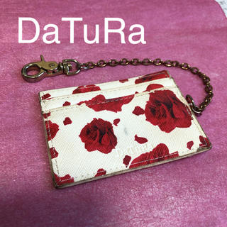 ダチュラ(DaTuRa)のDaTuRa パスケース(名刺入れ/定期入れ)