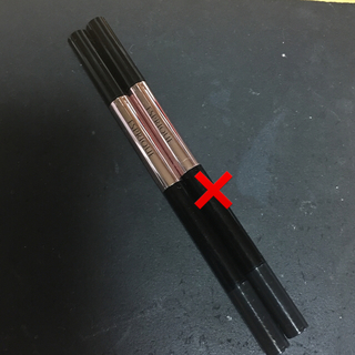 エスプリーク(ESPRIQUE)の新品未使用 エスプリーク  ペンシル  パウダー アイブロウ (アイブロウペンシル)
