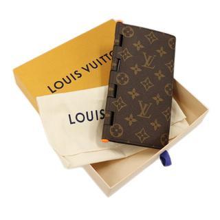ルイヴィトン(LOUIS VUITTON)のLOUIS VUITTON 二つ折り長財布 モノグラムソーラーレイ A1810(長財布)