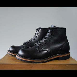 レッドウィング(REDWING)のレッドウィング9414ベックマン5Dアイアンレンジ9014セッターブラック黒(ブーツ)