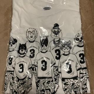 サンダイメジェイソウルブラザーズ(三代目 J Soul Brothers)の3代目 ライブTシャツ(その他)