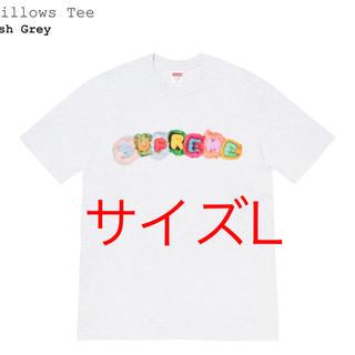 シュプリーム(Supreme)のSupreme Pillows Tee サイズ L(Tシャツ/カットソー(半袖/袖なし))