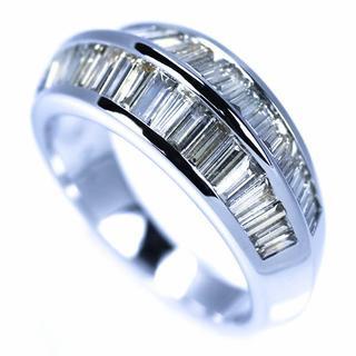 値下げ※豪華天然ダイヤモンド1.54ctデザインリング(指輪)(リング(指輪))