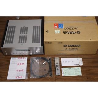 ヤマハ(ヤマハ)のyamaha ヤマハ A-S2100 2025.1までメーカー保証 アンプ (アンプ)