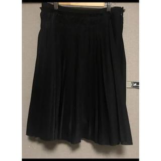 マリークワント(MARY QUANT)の【マリークワント】MARY QUANTチュールスカート プリーツスカート(ひざ丈スカート)