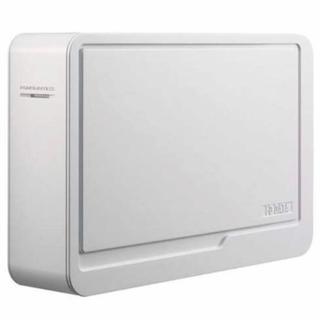 アイオーデータ(IODATA)のI-O DATA 外付けHDD ホワイト HDCR-U500(PC周辺機器)