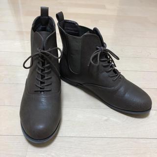 SM2 - サマンサモンモス SM2  ショートブーツ Lサイズ 24.5cm