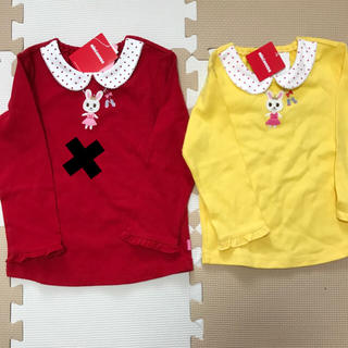 ミキハウス(mikihouse)のミキハウス♡トップス90(Tシャツ/カットソー)