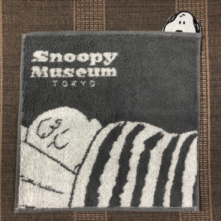 SNOOPY - 南町田 スヌーピーミュージアム限定  スヌーピー ミニタオル