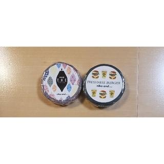 ニコアンド(niko and...)のniko and…   コラボマスキングテープセット(バラ売り不可)(テープ/マスキングテープ)