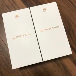 【未使用】Huawei P30 Lite 10台(スマートフォン本体)