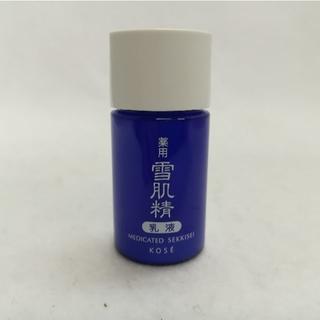 セッキセイ(雪肌精)のコーセー 雪肌精 乳液 14ml(乳液/ミルク)