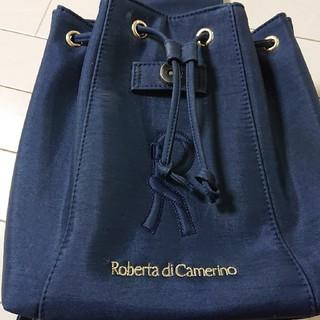 ロベルタディカメリーノ(ROBERTA DI CAMERINO)のロベルタディカメリーノの小型リュック(リュック/バックパック)