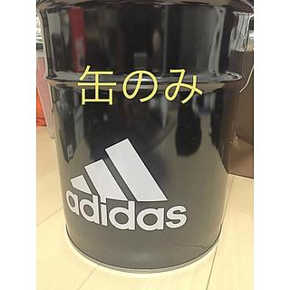 アディダス(adidas)のアディ缶 缶のみの販売(小物入れ)
