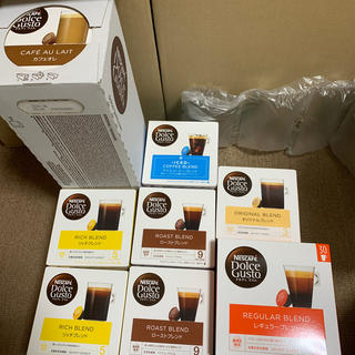ネスレ(Nestle)のドルチェグスト等(コーヒー)