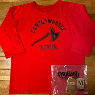 TENDERLOIN - 人気品! TENDERLOIN 長袖 Tシャツ ロンT NFL AX レッド 赤