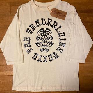 TENDERLOIN - 人気品! TENDERLOIN 長袖 Tシャツ ロンT 3/4 ボルネオスカル