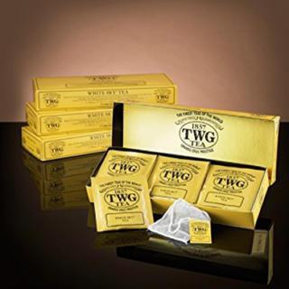 人気 TWG WHITE SKY ホワイトスカイ ティーパック(茶)