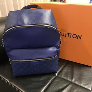 LOUIS VUITTON - 【美品】セール中!! 今期新作 LOUIS VUITTON バックパック