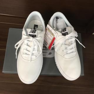 ニューバランス(New Balance)のニューバランス 23.5 ホワイト 白(スニーカー)