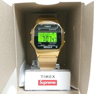 新品未使用 Supreme Timex Digital Watch 腕時計