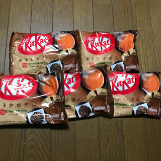 ネスレ(Nestle)のキットカット ほうじ茶(菓子/デザート)