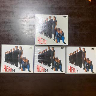 スマップ(SMAP)のHERO DVDセット(TVドラマ)