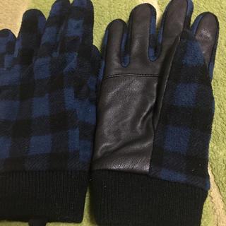 ユニクロ(UNIQLO)のユニクロ 手袋 M(手袋)