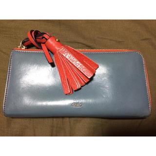 クロエ(Chloe)のChloeフリンジ財布(長財布)