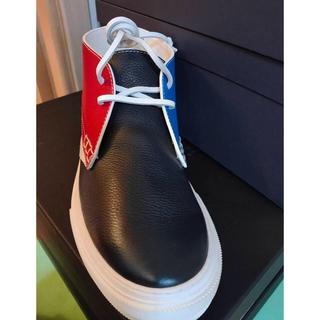 ルイヴィトン(LOUIS VUITTON)の新品  ルイビトン  LOUIS  VUITTON 男性靴 サイズ27cm(スニーカー)