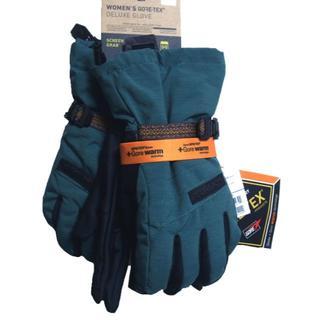 バートン(BURTON)のバートン DELUXE Gore-tex グローブ 手袋 ゴアテックス(ウエア/装備)