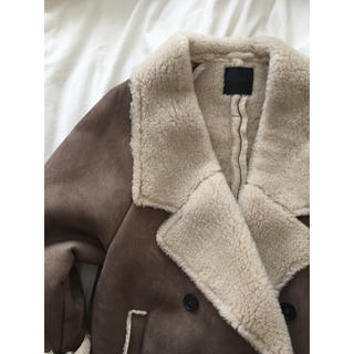 KBF - mouton coat