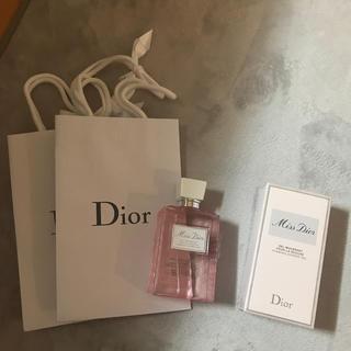クリスチャンディオール(Christian Dior)のDIORシャワージェル(ボディソープ/石鹸)
