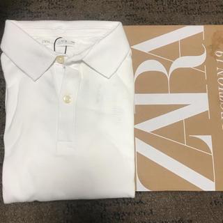 ザラキッズ(ZARA KIDS)のZARAスクールポロシャツ 160(シャツ)