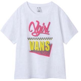エックスガール(X-girl)のVANSコラボTシャツ(Tシャツ(半袖/袖なし))