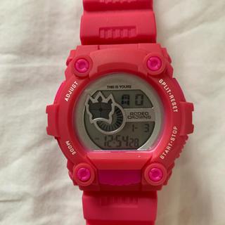 ロデオクラウンズ(RODEO CROWNS)のRODEO CROWNS 腕時計(腕時計)
