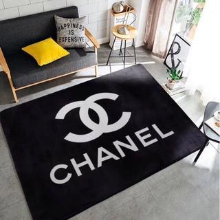 CHANEL - 人気 ラグ カーペット 絨毯