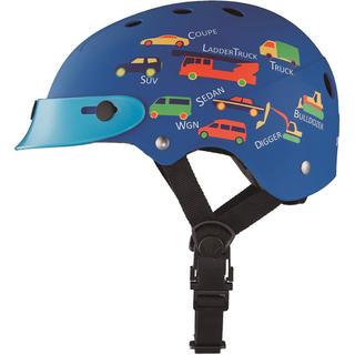 ブリヂストン(BRIDGESTONE)の(ブリヂストン) 幼児用ヘルメット colon(コロン) ブルーCHCH4652(ヘルメット/シールド)