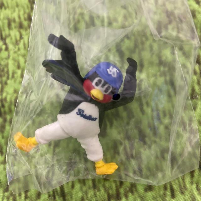 東京ヤクルトスワローズ(トウキョウヤクルトスワローズ)のヤクルトスワローズ つば九郎PUTITTO 2個セット スポーツ/アウトドアの野球(記念品/関連グッズ)の商品写真