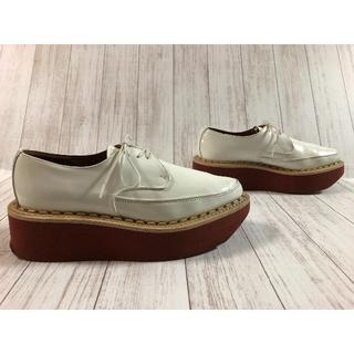 ジョージコックス(GEORGE COX)の美品 レアモデル ジョージコックス  ビューティフル  ピープル 超厚底ソール(ローファー/革靴)