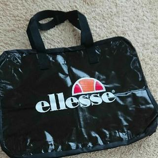 エレッセ(ellesse)のエレッセ オリジナル超特大バッグ(付録)(トートバッグ)